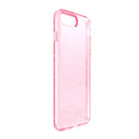 Speck Presidio case for iPhone 7 Plus with Pink Glitter